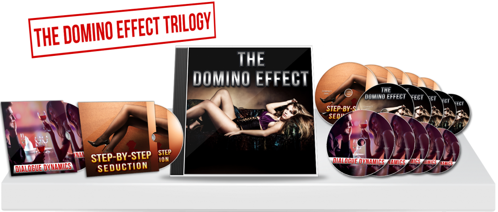The Domino Effect Trilogy copy