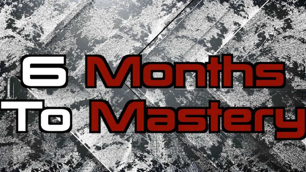 6-Months-To-Mastery
